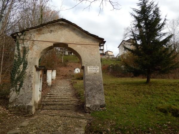 Sentiero Civiasco - Morondo