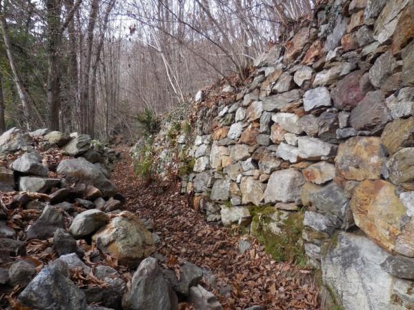 Sentiero Castello dei Barbavara