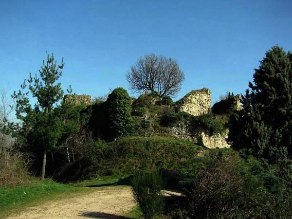 Sentiero Castello di San Lorenzo