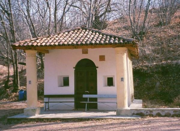 Sentiero Bornate - Cappella Cappone