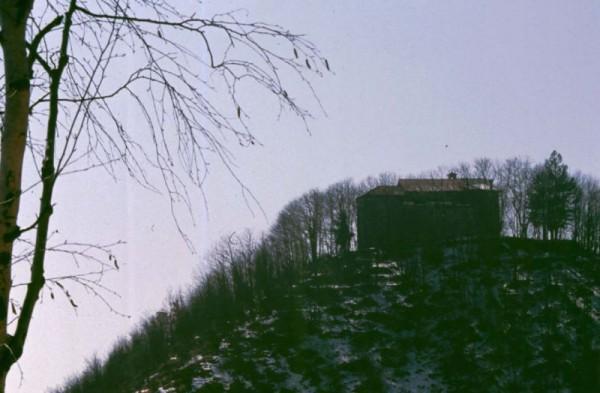Sentiero Bornate - Sostegno