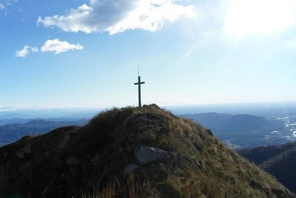 Sentiero Monte Luvot