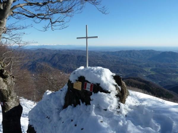 Sentiero Monte Tovo (da Sud Est)