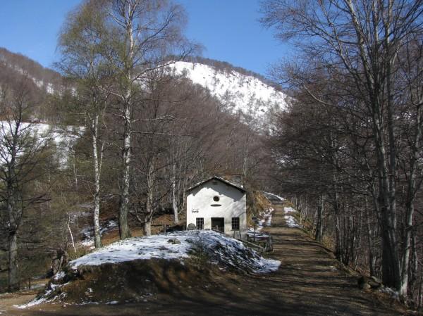 Sentiero Sella di San Bernardo di Foresto