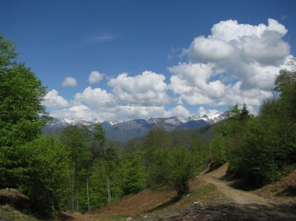 Sentiero Roccapietra - Piana dei Monti