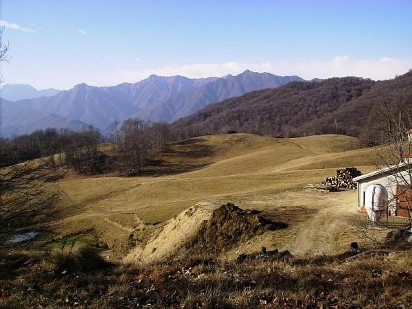 Sentiero San Bernardo - Alpe Bondale