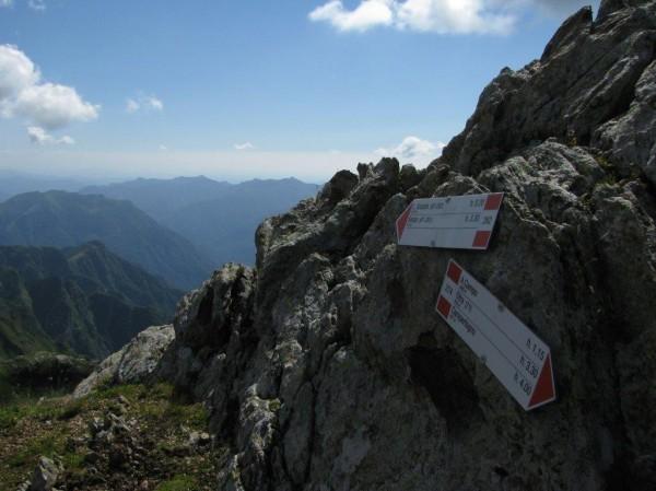 Sentiero Colle del Campo