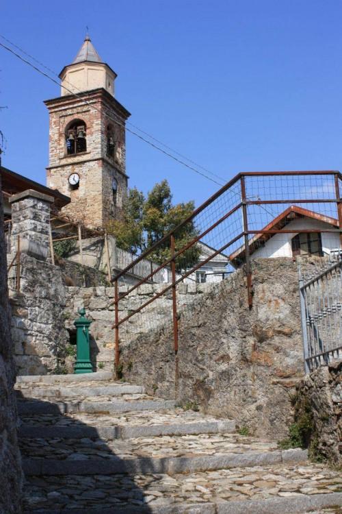 Sentiero Valduggia - Valpiana
