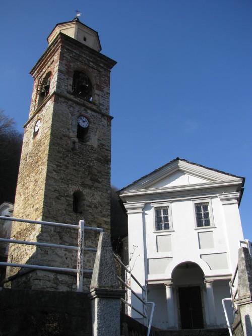 Sentiero Orsanvenzo - Cellio