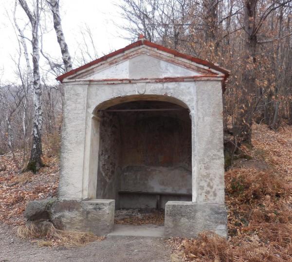 Sentiero Casa Negri (Grignasco) - Croce del Gallo