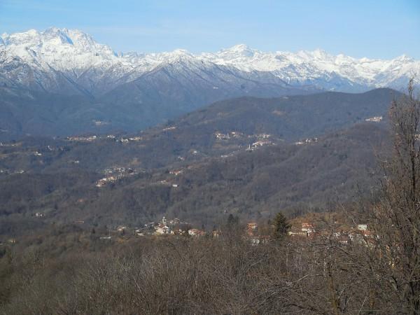 Sentiero Traversagna - Maretti