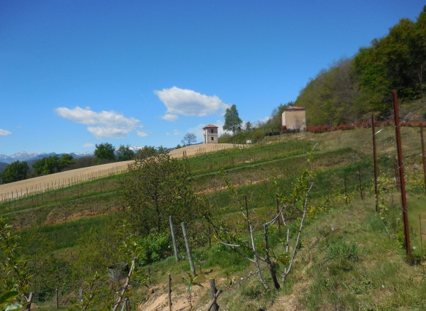 Sentiero Prato Sesia - Traversagna